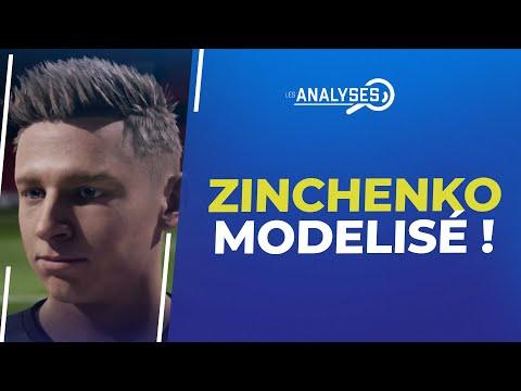 UFL : Zinchenko modélisé, et sa carte dévoilée !