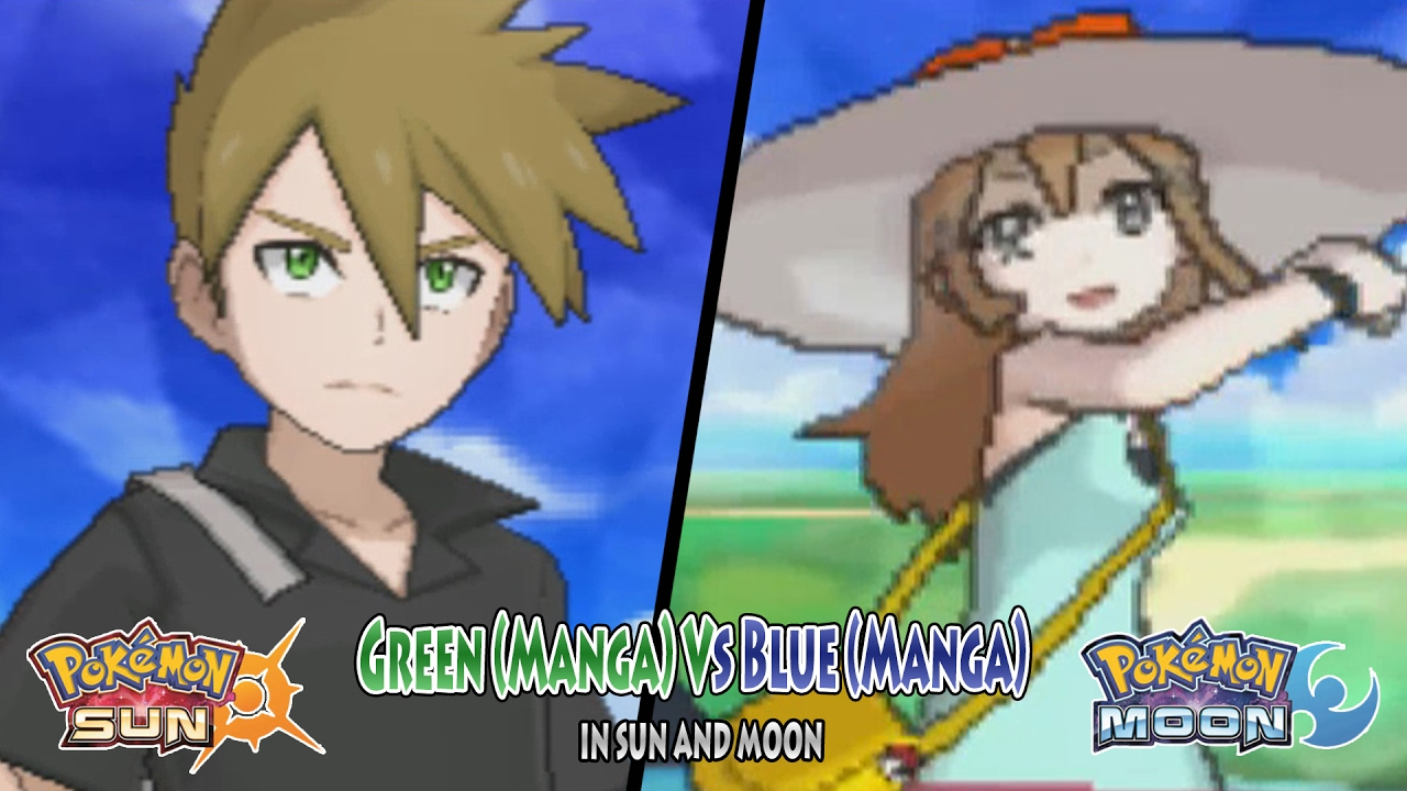red vs blue sun and moon - photo #9