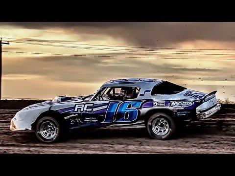 Black Flagged Pros Pure Stock Main Central Arizona Speedway Casa Grande, AZ Feb 25th 2017 Facebook- @BlackFlaggedPros Facebook- ... - dirt track racing video image
