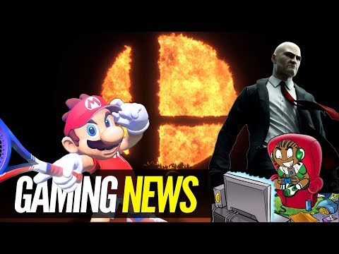 Super Smash Bros Confirmed for Nintendo Switch, Call of Duty Black Ops 4 Reaction & The Divisions 2