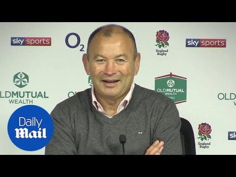 Eddie Jones 'pleased' after England side beat Samoa 48-14 - Daily Mail