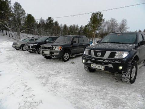 Пробиваем лесную дорогу. №2. Ура. Duster, Nissan Navara, Lexus, Pajero Sport. 4х4. Offroad. Мурманск
