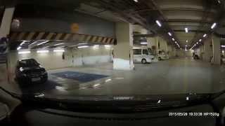 停車場 : 灣仔港灣道政府綜合大樓 (入)