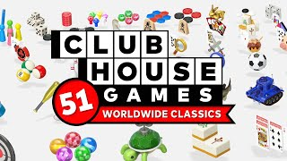 Review - Clubhouse Games 51 Worldwide Classics (Video Game Video Review)