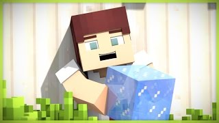 ALS ICE BUKKIT CHALLENGE (Minecraft Animation)