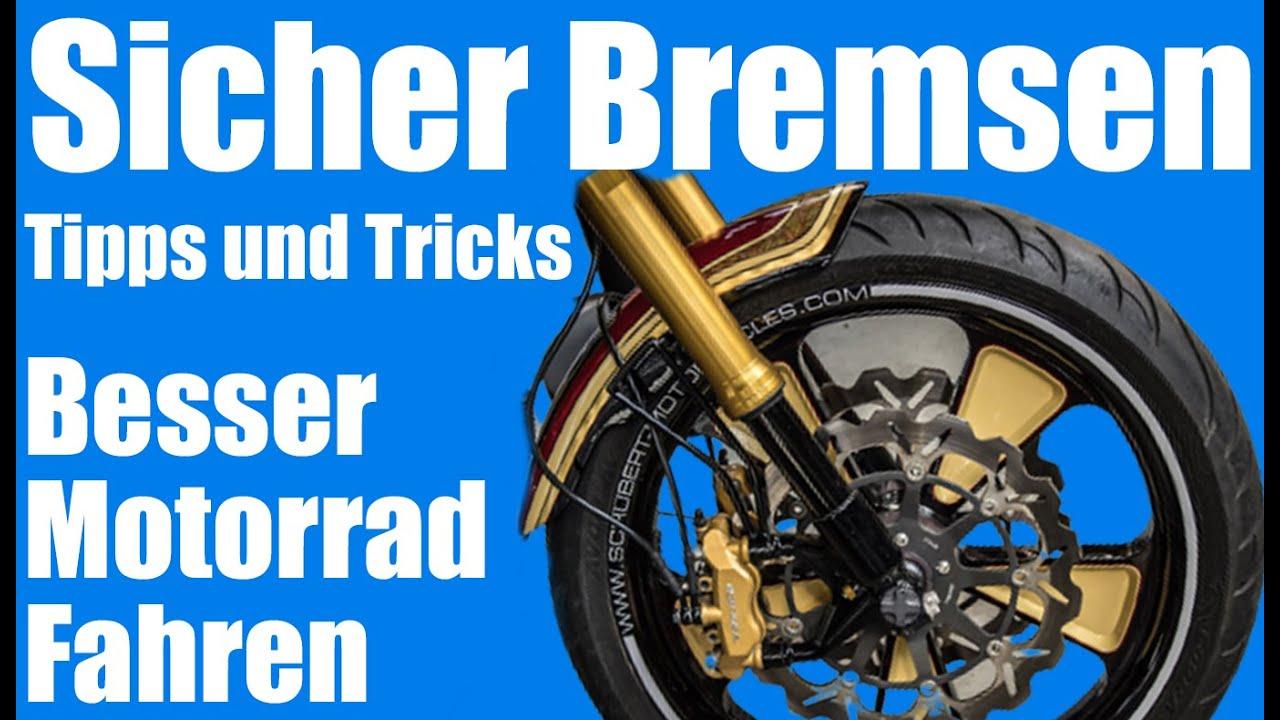 13+ Besser Bremsen Motorrad   [Richtig sicher bremsen] ADAC Interview. Galerie