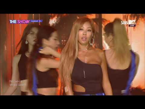 Jessi, Down [THE SHOW 180710]
