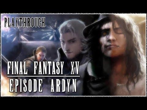 FINAL FANTASY XV Episode Ardyn Playthrough Part 5 All of Ardyn's Hats (PS4)