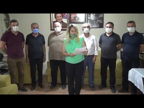 Ödemiş'teki STK'lardan Türkan Saylan açıklaması