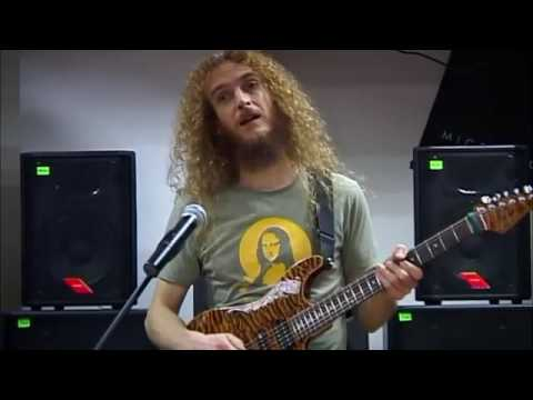Guthrie Govan   Electric guitar clinic   Part 1