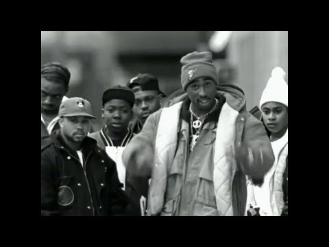 2Pac - Me Against The World (Tribute)