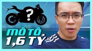 PKL - Xe mô tô giá 1,6 tỷ tại Việt Nam (1.6 Billion VND motorcycle in Viet Nam)