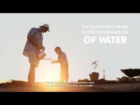 Official institutional video of the 8th World Water Forum