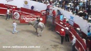 Ultimo toro de once Carnaval Autlán 2016