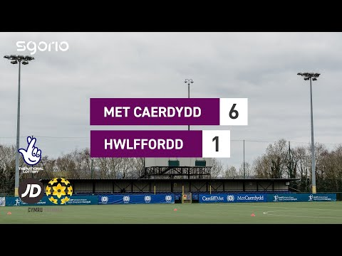 Cardiff Metropolitan Haverfordwest Goals And Highlights
