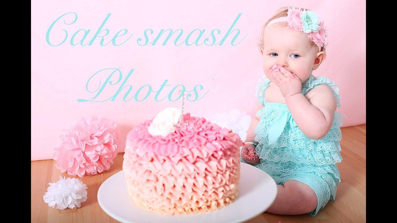 Baby Cake Smash Youtube