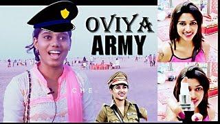Gayathri, Julie-ஐ கழுவி ஊத்தும் மக்கள்   All Boys Love BiggBoss OVIYA   OviyaArmy in Chennai!!!
