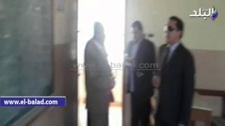 بالفيديو والصور.. محافظ الشرقية يطيح بمدير ووكيل مدرسة كفر صقر الثانوية بنين