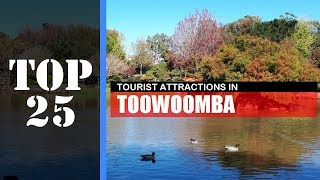 TOP 25 TOOWOOMBA Attractions (Things to Do & See)