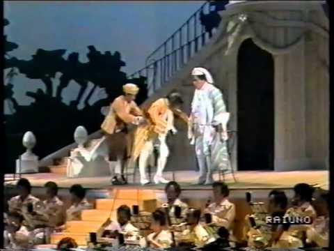 Il signor Bruschino - Rossini - Pesaro 1988