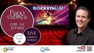 Cine-debate Rocketman o filme | Alberto Almeida