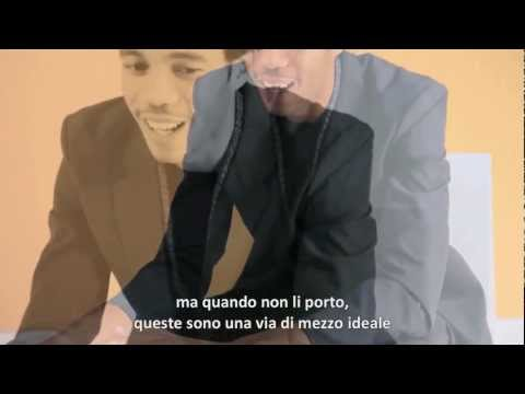 """Tod's No_Code: """"London Calling Campaign"""" - Charlie Casely-Hayford's interview - with italian caption"""