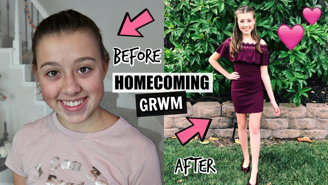 Grwm For My First Homecoming Dance Youtube 351,416 likes · 9,262 talking about this. grwm for my first homecoming dance