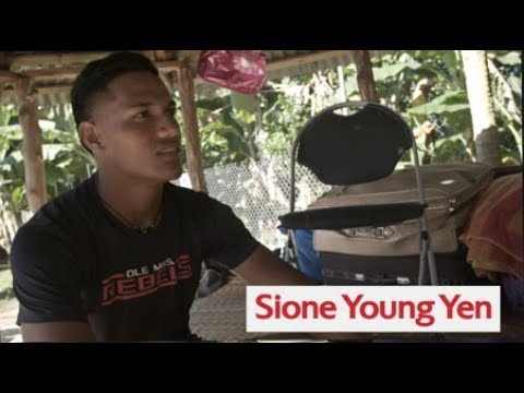 Sione Young Yen | Samoa U18s Sevens captain and the journey to a gold medal