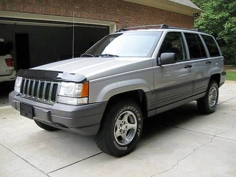 Nice 1997 Jeep Grand Cherokee Laredo Start Up, Exhaust, In Depth Tour, And Test  Drive   YouTube