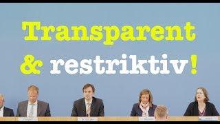 14. Juni 2017 - Komplette Bundespressekonferenz