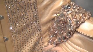 Crystal Corset by Maya Hansen made with SWAROVSKI ELEMENTS Thumbnail