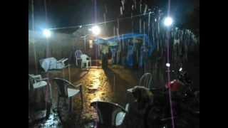 Baixar Culto debaixo de muita chuva na localidade Piador