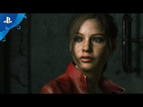 Resident Evil 2 - Story Trailer | PS4