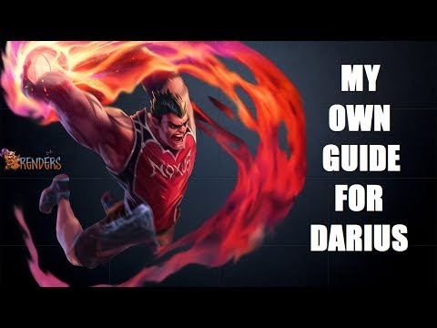 MY OWN GUIDE FOR DARIUS   SUBS SUGGESTIONS #3