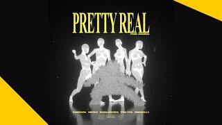 PRETTY REAL (Lyric Video)