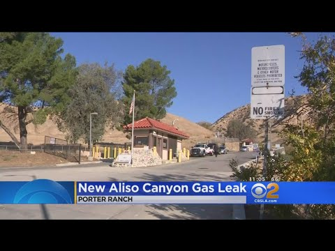 Porter Ranch Residents Experience Symptoms After New Aliso Canyon Leak