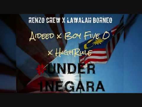 Aideed X HighRule X Boy 5.0 - Under 1 Negara
