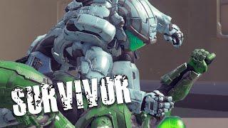 Survivor [Halo 5 Zombie Machinima]