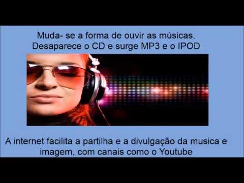 História do  Pop Rock - Catarina Ratão