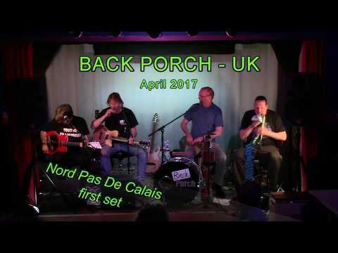 Back Porch first set - April 2017