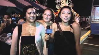 Kauai Farm Fair LIVE video Blog