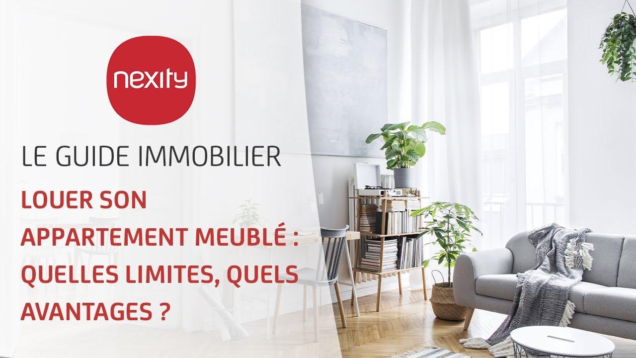 Louer son appartement meublé : quelles limites, quels ...