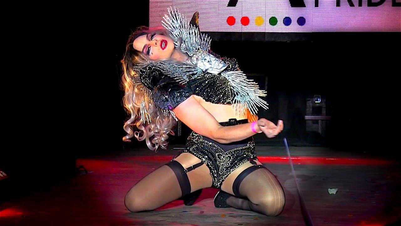 Let's Erotic drag queen