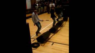Mindless Behavior at Stephen Decatur Middle School 3/24/2011
