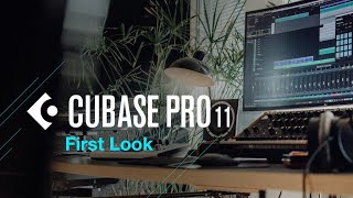 Cubase 11 First Look