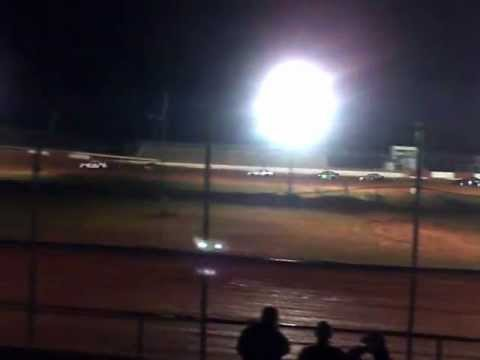 tripp and chumms at screven motor speedway