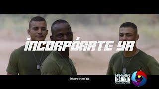 Espectacular video de Incorporaciones del Ejército Nacional