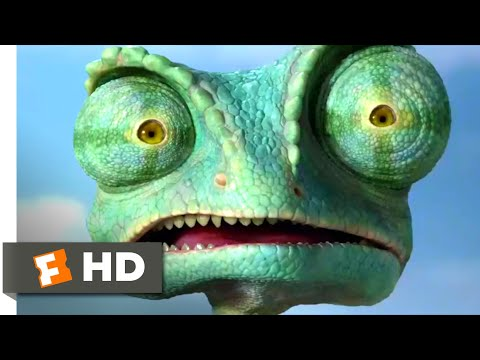 Rango (2011) - The Car Crash Scene (1/10) | Movieclips
