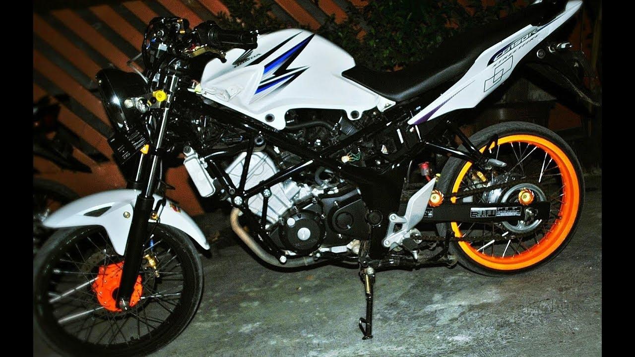 Tm2 Video Modifikasi Motor Honda Cb 150 R Velg Jari Jari