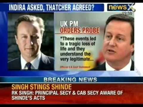 British MP claims 'Margaret Thatcher' helped India plan operation Blue star - NewsX